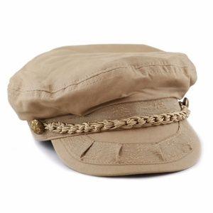 Other - Khaki Greek Fisherman's Hat